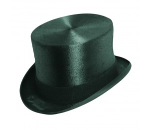 Christys' of London Hand Made Fur Felt Top Hat