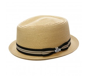 Conner Manchester Stingy Brim Fedora