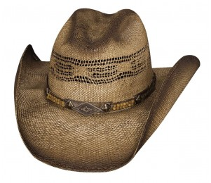 Bullhide Full Speed Straw Cowboy Hat-Natural-M