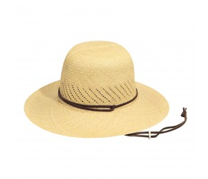Pantropic River Roll-up Straw Sun Hat