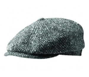 Stetson Hatteras Wool Tweed 8/4 Cap