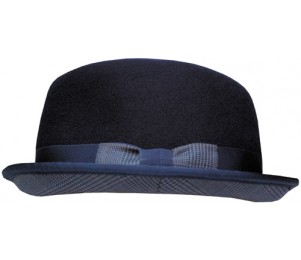 Stitch Hats Churchill Homburg