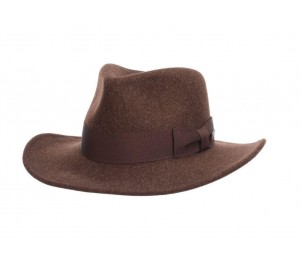 Indiana Jones Timary Crushable Safari Fedora