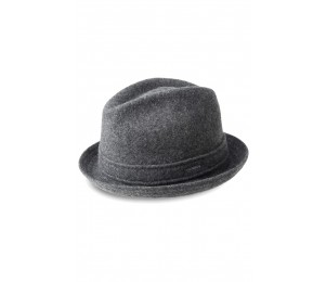 KANGOL Wool Player Stingy Brim Trilby