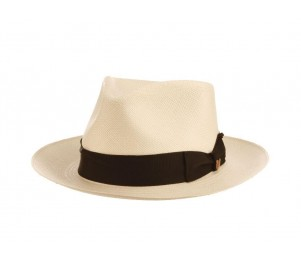 Kentucky Derby Seattle Slew Hand Woven Panama Fedora