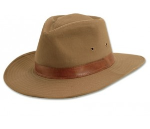 DPC Outdoor Garment Washed Twill Outback Hat