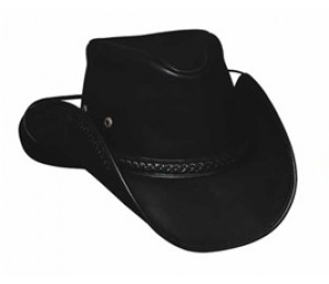Bullhide Melbourne Leather Outback Hat