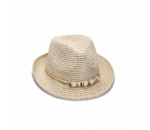 Physician Endorsed Carissa Packable Crochet Toyo Hat