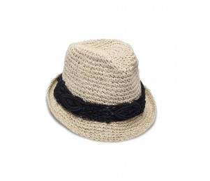 Physician Endorsed Makena Crochet Toyo Hat