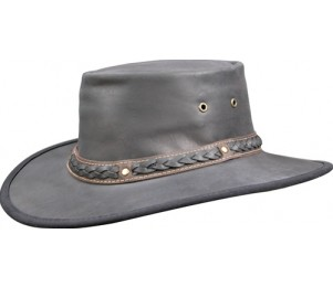Rocky Mountain Outback Leather Hat