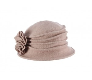 Scala Grace Wool Cloche