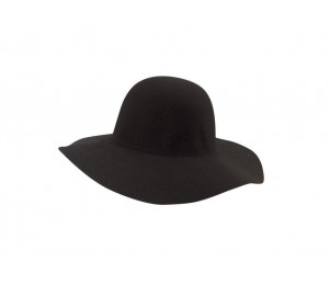 Scala Sonora Floppy Wide Brim Wool Felt Hat