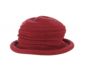 Scala Tula Boiled Wool Cloche