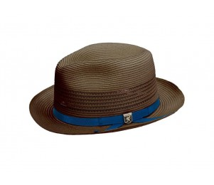Stacy Adams Dayton Poly Braid Fedora