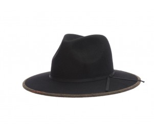 Stacy Adams Finlay Wide Brim Fedora