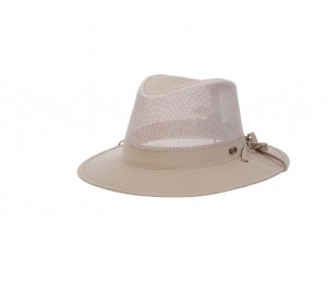 Stetson Berghund No Fly Zone Nylon Safari Hat