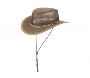 Stetson Grand Canyon Mesh Covered Safari Hat