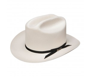 Stetson Open Road 6X Straw Cowboy Hat