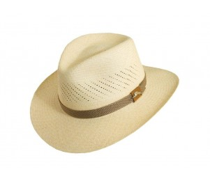 Tommy Bahama 'Cod Father' Grade 3 Safari Panama Hat