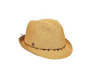 Tommy Bahama Shorebirds Paper Braid Stingy Brim Fedora