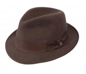 Stetson Getty Wool Felt Fedora