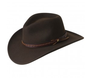 Wind River by Bailey Litefelt Crushable Firehole Western Hat