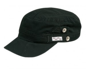 Conner Organic Cotton Design Army Cap