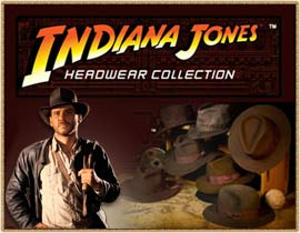 Indiana Jones Fedoras